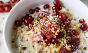 Butter Toasted Oat Breakfast Bowls | How Sweet It Is – Recipes Using Oats Healthy
