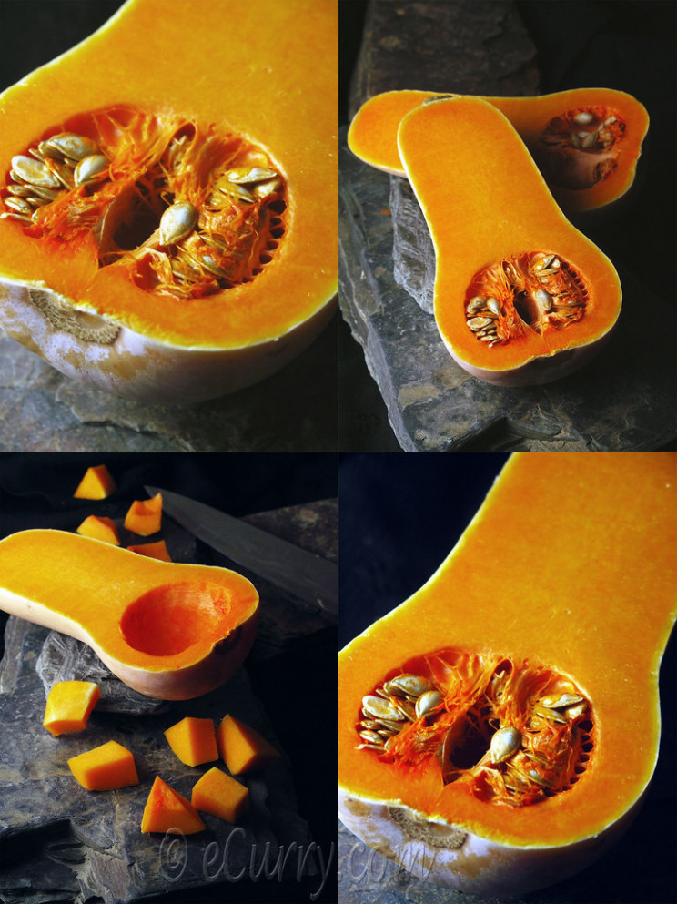 Butternut Squash - Autumn Recipes Vegetarian