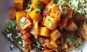 Butternut Squash Tagine With Couscous – Recipes Vegetarian Tagine