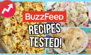 Buzzfeed Food Recipes TESTED! – Food Recipes Buzzfeed