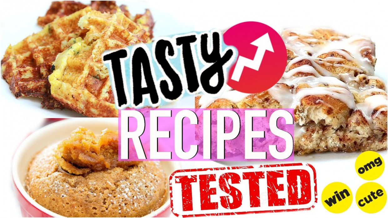 BUZZFEED FOOD RECIPES TESTED! Tasty Food! - Lose Belly Fat - food recipes buzzfeed