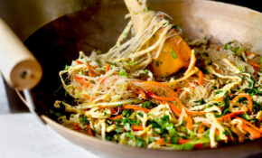 Cabbage And Carrot Noodles With Egg – Recipes For Health ..