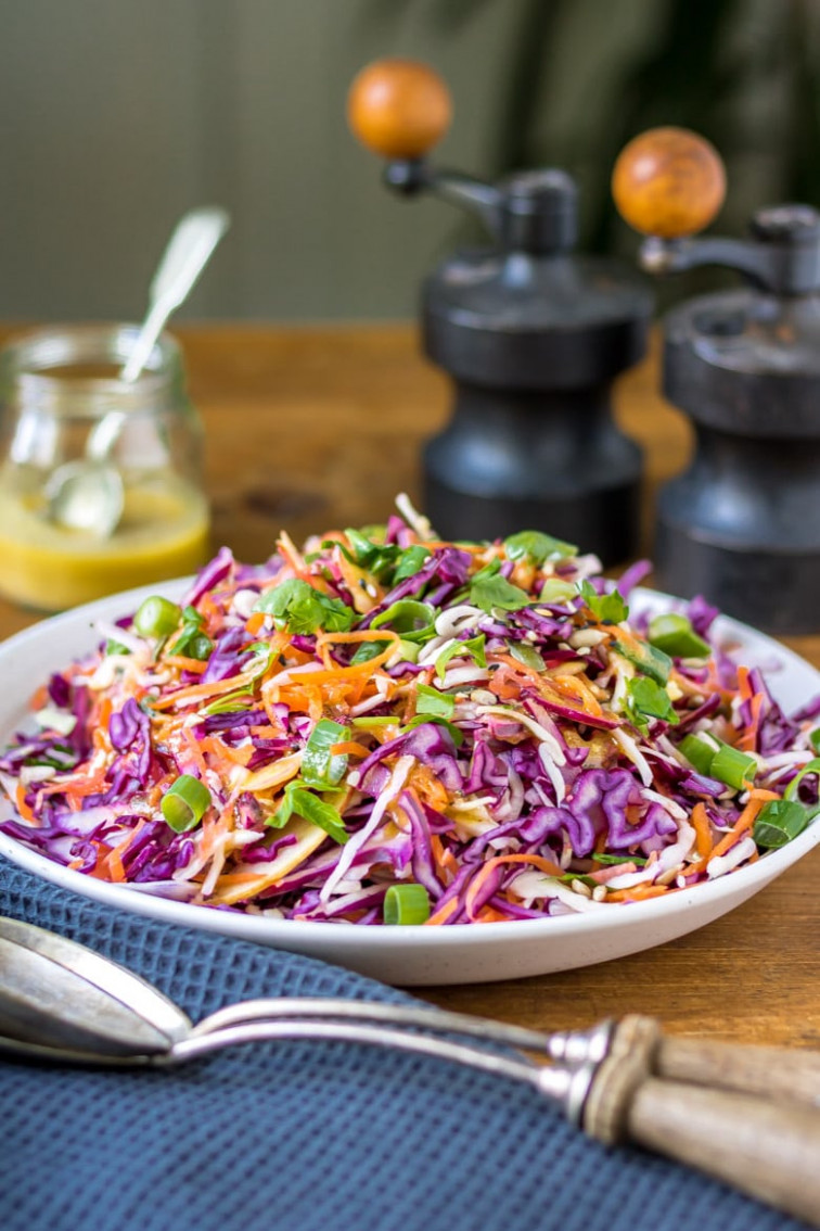 Cabbage Salad - recipes cabbage vegetarian