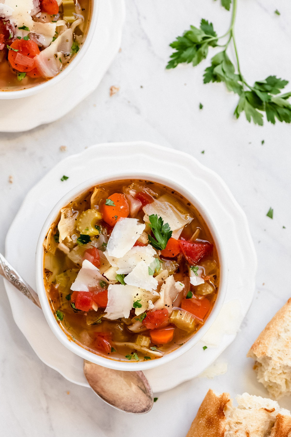 Cabbage Soup Recipe - recipes for healthy soup