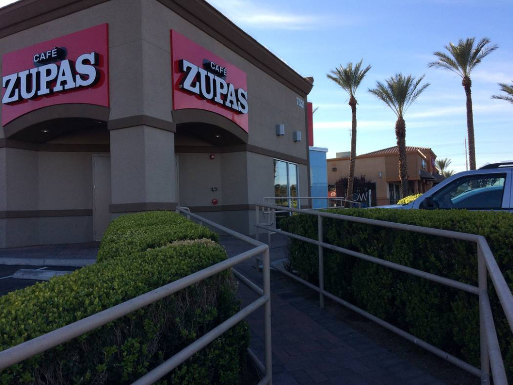 Cafe Zupas's Soups Include Cauliflower, Lobster Bisque | Las ..