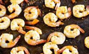 Cajun Broiled Shrimp