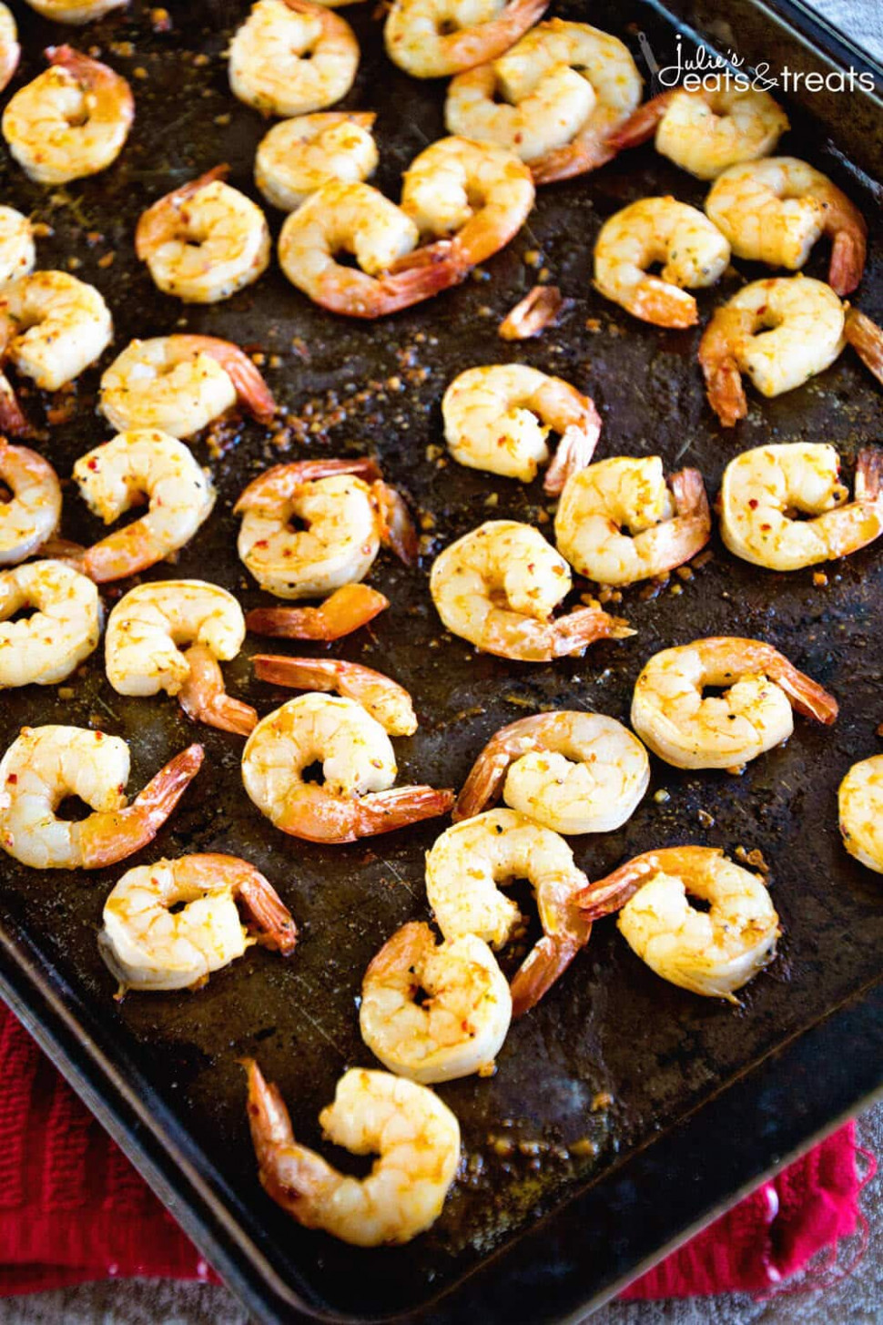 Cajun Broiled Shrimp - Healthy Date Night Recipes