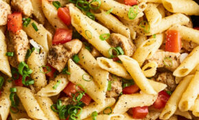 Cajun Chicken Pasta – Chicken Recipes With Pasta