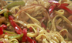 Cajun Chicken Pasta – Ree Drummond – Chicken Recipes Ree Drummond