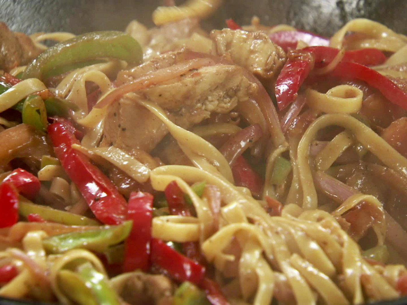 Cajun Chicken Pasta - Ree Drummond - Chicken Recipes Ree Drummond