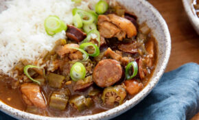 Cajun Gumbo With Chicken And Andouille Sausage Recipe – Recipes Gumbo Chicken Sausage