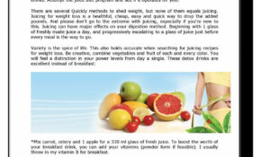 Calaméo – Suggestions On Juicing Recipes For Weight Loss – Healthy Recipes Juicer Weight Loss