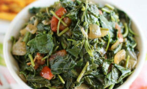 Callaloo Jamaican Style | Recipe | Fooooood ..