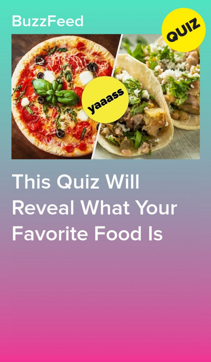 Can We Guess Your Favorite Food? | •Quizzes• | Favorite ...