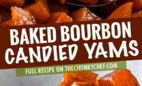 Candied Yams With Bourbon – Yam Recipes Dinner
