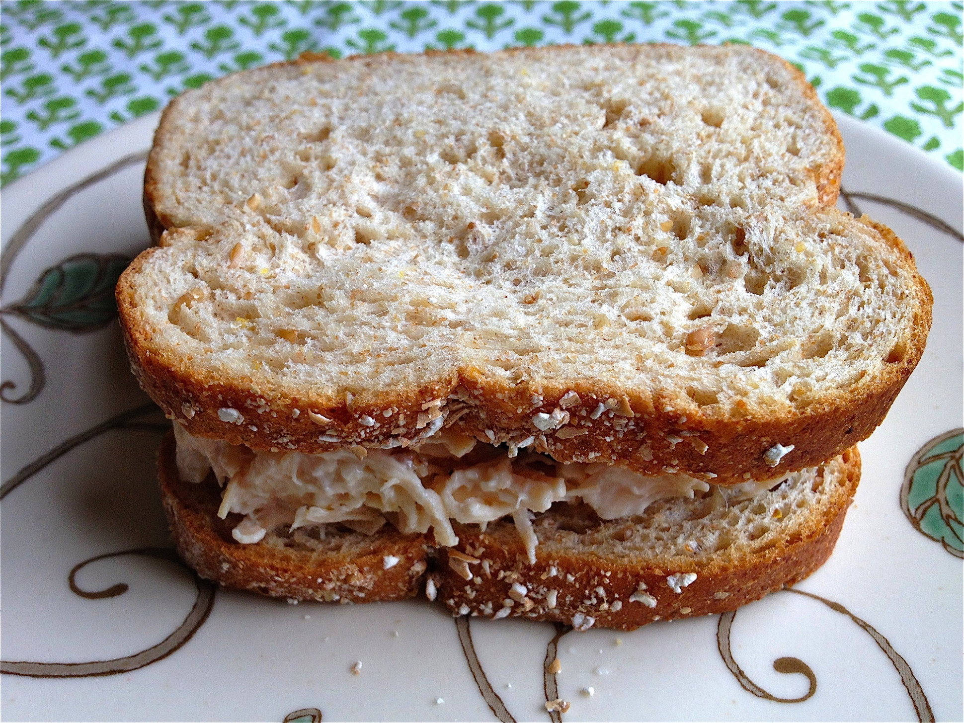 Canned Chicken Salad Sandwiches | Make Ahead Meals For Busy Moms - recipes canned chicken