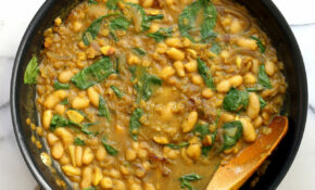 Cannellini And Lentil Jamaican Curry – 14 Pot – Vegan Richa – Jamaican Vegetarian Recipes