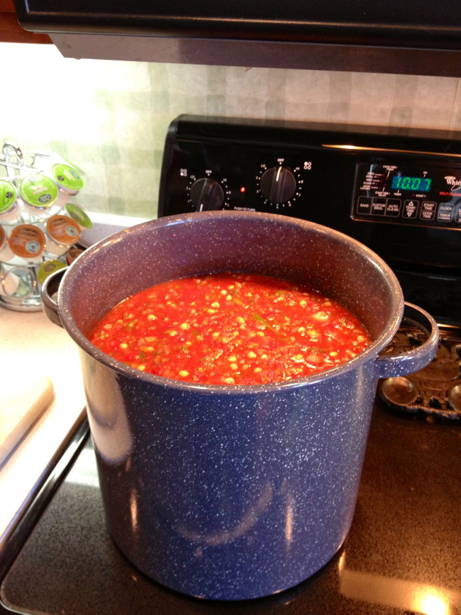 Canning Salsa Recipe | Canning | Canned salsa recipes ..