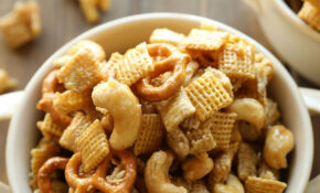 Caramel Chex Mix – Recipes Of Food