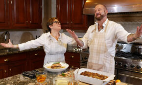 Caroline Manzo Launches New YouTube Cooking Show | PEOPLE.com