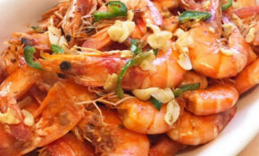 Casa Baluarte Filipino Recipes: Spicy Garlic Shrimp Recipe ..
