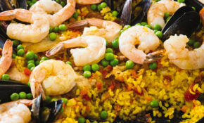 Cast Iron Paella | America's Test Kitchen – Food Recipe Quiz
