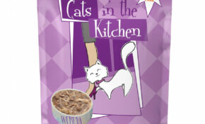 Cats In The Kitchen Love Me Tender Chicken & Duck In Gravy Recipe Cat Food  Pouch – Homemade Cat Food Recipes