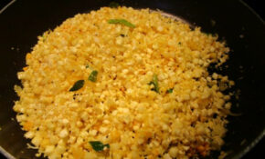 Cauliflower Rice With Coconut And Cumin, A Great ..