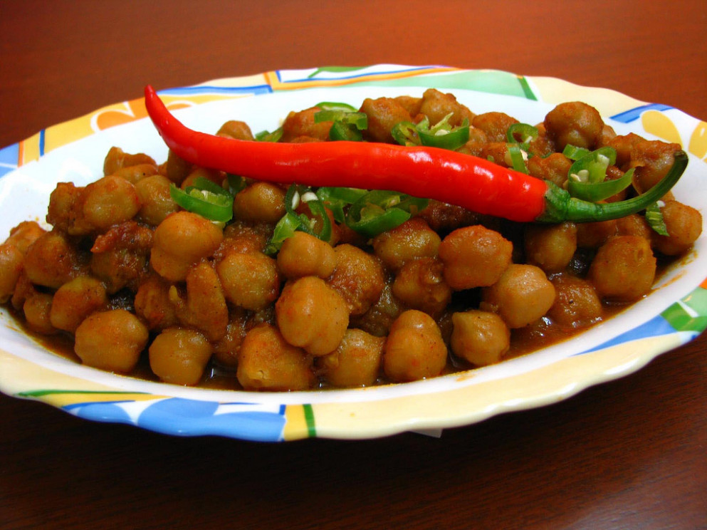 Chana Masala - Wikipedia - Food Recipes In Hindi