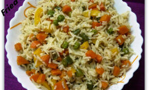 Chasing Taste: Vegetable Fried Rice Recipe – Indian Style – Rice Recipes Vegetarian