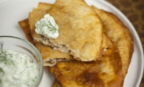 Chebureki - Чебуреки #Russian_recipes #Russian_food ...