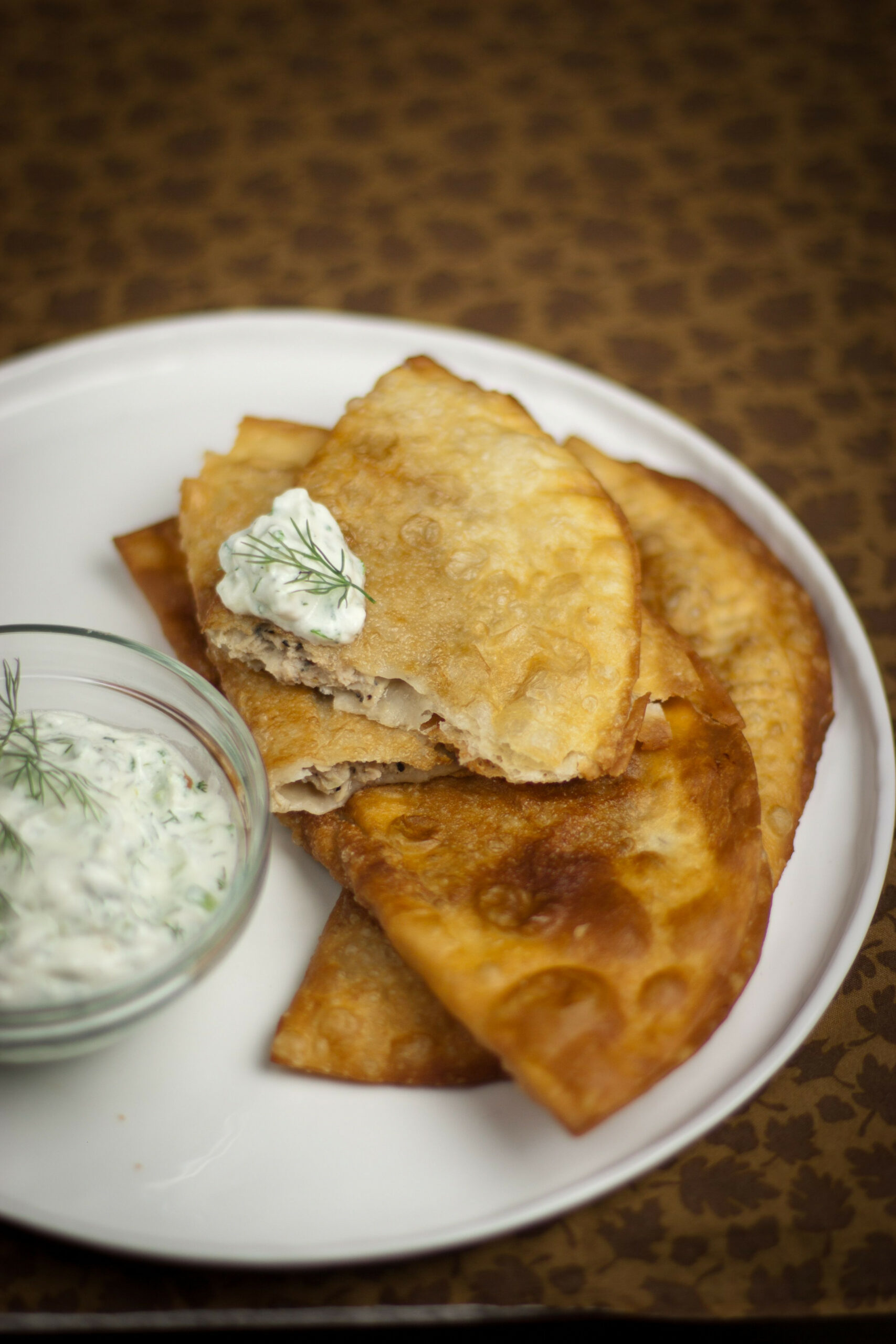 Chebureki - Чебуреки #Russian Recipes #Russian Food ..