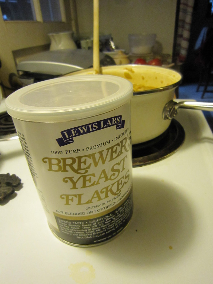 'Cheesey' Brewers' Yeast - Recipes Risotto Vegetarian
