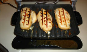 Cheesy Chicken And Shrimp Alfredo – All – George Foreman Grill Recipes Chicken