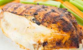 Cheesy Grilled Buffalo Chicken Recipe – Cooking With Janica – Recipes Using Chicken Breast