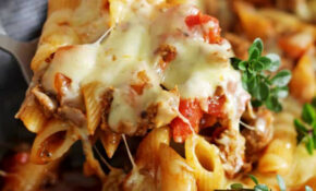 Cheesy One Pan Mince Pasta | The Kiwi Country Girl – Recipes Dinner Nz
