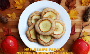 Chef's Kitchen Gets Foxy With Mrs. Bean's Famous Nutmeg ..