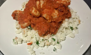 Chef Ray: Paprika Chicken With Apricot Cauliflower 'Couscous ..