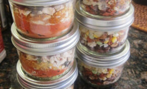 Chef Tess' 12 Personal Sized Meals In A Jar (or Mylar) For ..
