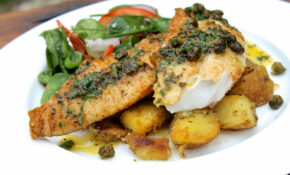 ChelseaWinter.co.nz Pan fried fish with lemon & herb butter ...