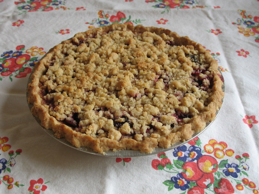 Cherry Pie - food recipes wow classic