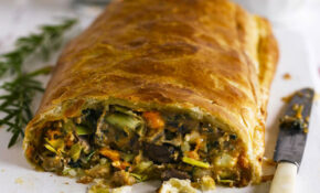 Chestnut, Spinach & Blue Cheese En Croûte | BBC Good Food – Vegetable Recipes For Xmas Dinner