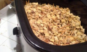 Chex Party Mix Made In A Turkey Roaster | Recipes ..