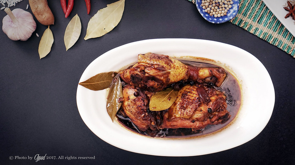 Chicken Adobo - chicken recipes delicious