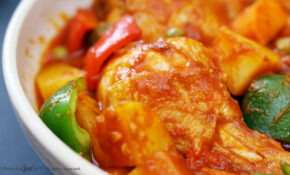Chicken Afritada – A Filipino dish at a time