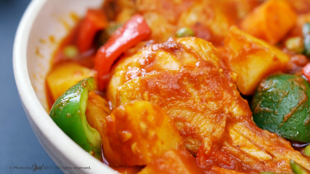 Chicken Afritada – A Filipino dish at a time - chicken recipes easy to cook