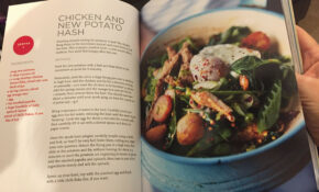 Chicken & New Potato Hash, Workout Day | Jo Wicks Recipes ..