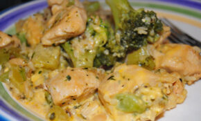 Chicken And Broccoli Cheese Extravaganza (Recipe Below) – Recipes Using Kraft Dinner