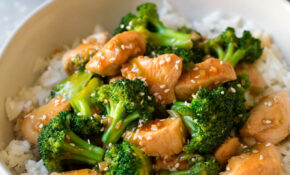 Chicken And Broccoli Stir Fry – Stir Fry Recipes Chicken