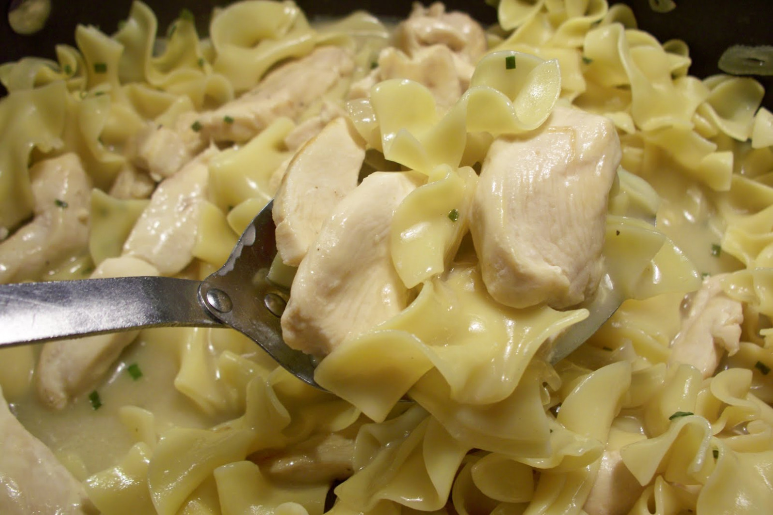 Chicken and Egg Noodle Dumplings - Food So Good Mall - healthy egg noodle recipes
